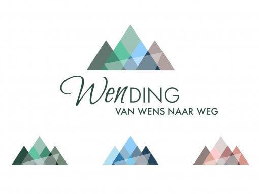 Logo en huisstijl Wending