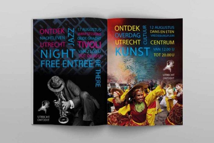 Poster Design Utrecht Ontdekt
