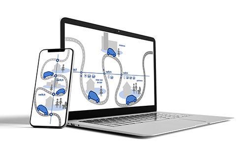 Infographic Visual Go Private Lease