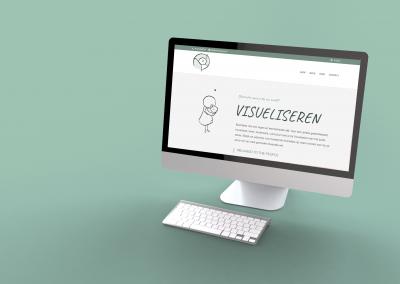 Visueliseren Web Design Webshop
